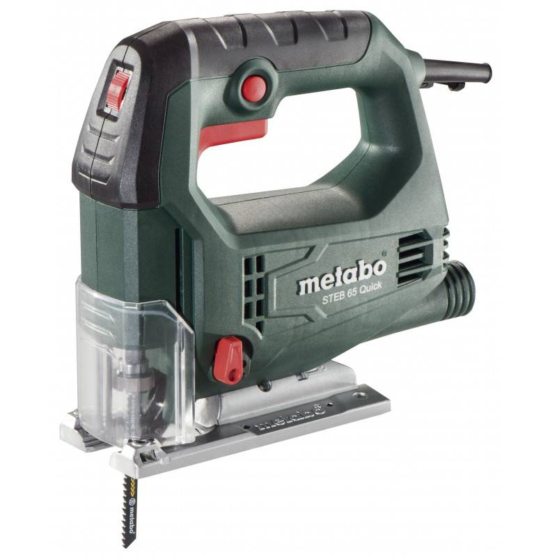 METABO Scie sauteuse STEB 65 Quick + 20 lames - METABO - 690920000