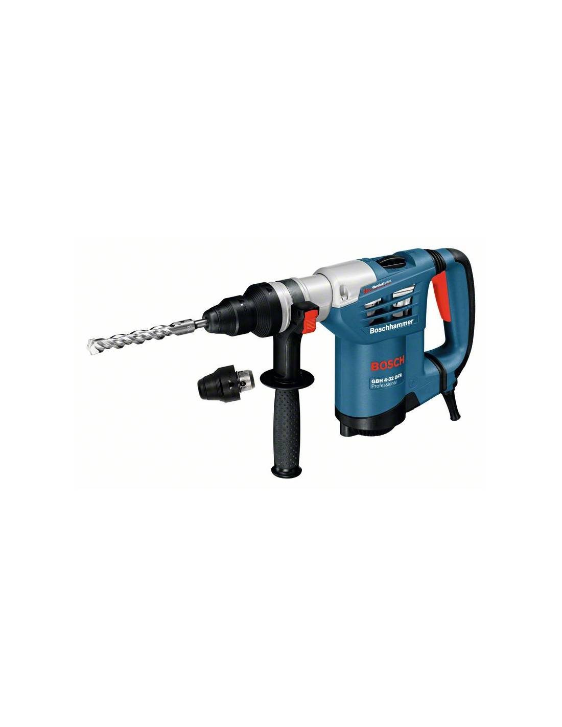 Perforateur SDS plus 900W GBH 4-32 DFR en coffret L-BOXX - BOSCH - 0611332104