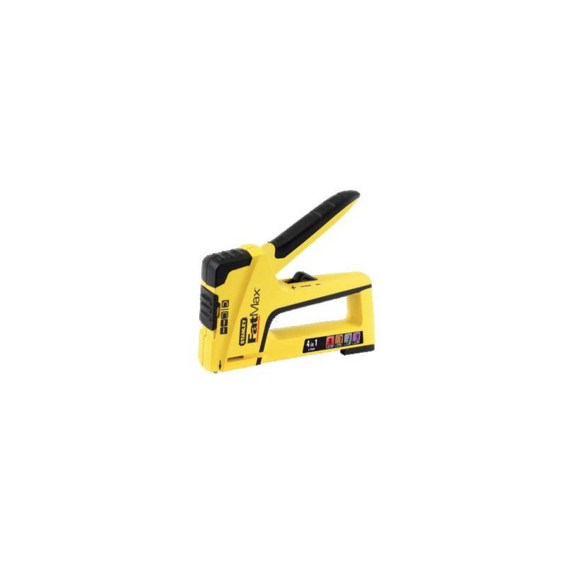 STANLEY Agrafeuse cloueuse TR400 FATMAX - STANLEY - FMHT6-70411