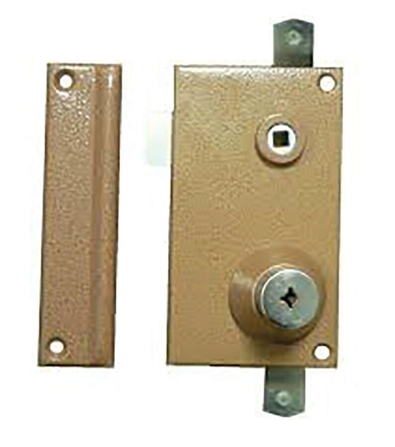 BRICARD Mécanisme 3 points vertical fouillot sans bille brun gauche - BRICARD - 1101022