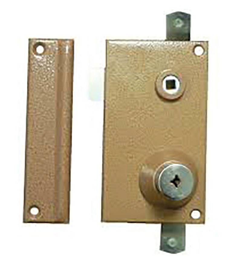 BRICARD Mécanisme 3 points horizontal tirage sans bille brun gauche - BRICARD - 1001022