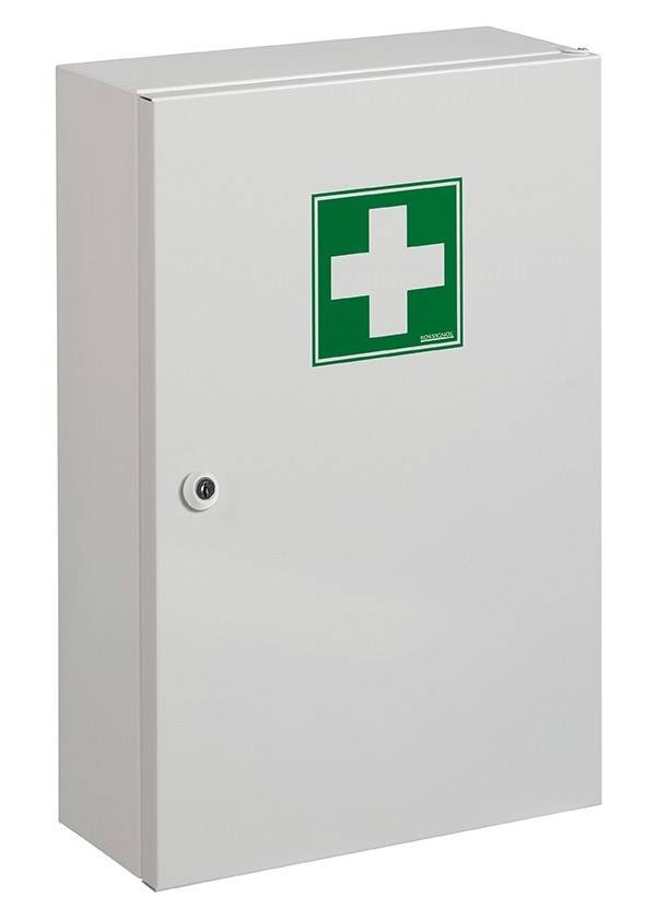 ROSSIGNOL Armoire à pharmacie CLINIX 1 porte - ROSSIGNOL - 11649