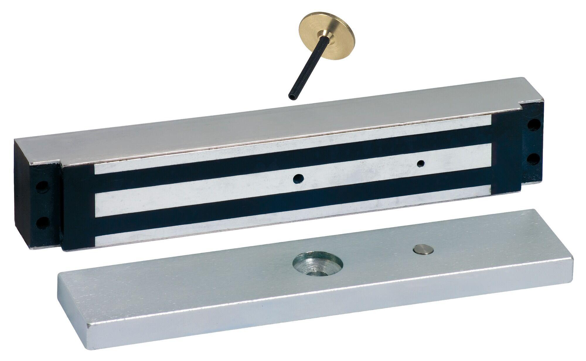 SEWOSY Ventouse à encastrer 300 Kg 35mm avec contact - SEWOSY - EF30035ENCCTC CA