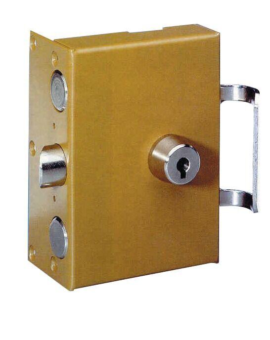 PICARD Mécanisme 3 points en applique TRIDENT à tirage gauche OR - PICARD - 8000S0008
