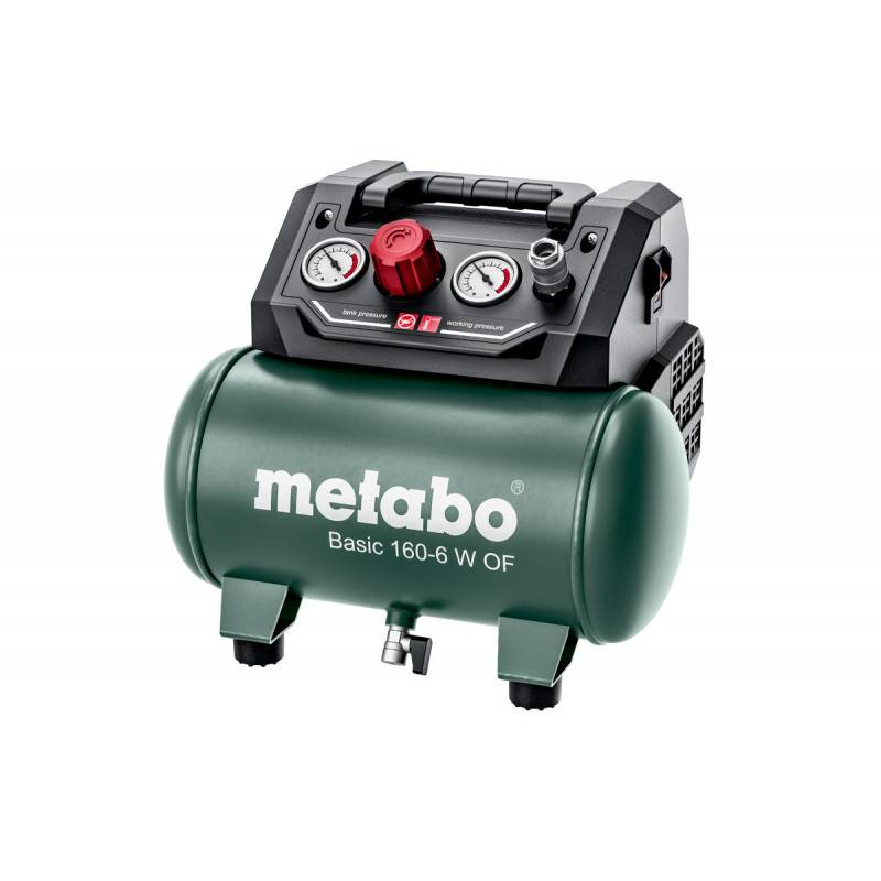 METABO Compresseur d'air Basic 160-6 W OF - METABO - 601501000
