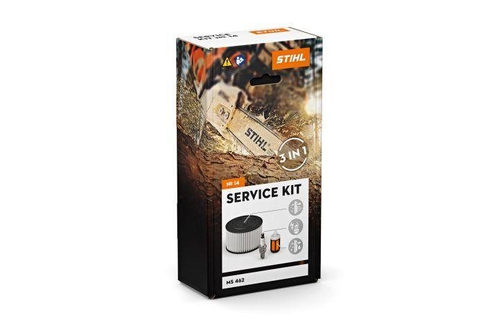 STIHL Kit d'entretien tronçonneuse MS 462 Service kit n°14 - STIHL - 1142-007-4101