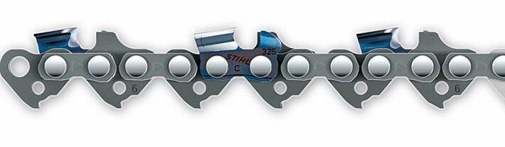 STIHL Chaîne pour tronçonneuse 'Rapid Micro 3' 45 cm - .325'' - 1,6 mm - 74 maillons - STIHL - 3689-000-0074