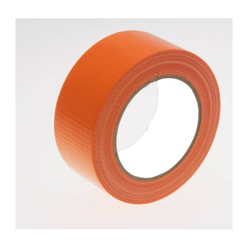 SUPERTAPE FRANCE Ruban adhésif toilé orange 50 mm x 33m - SUPERTAPE - TL07AA0001