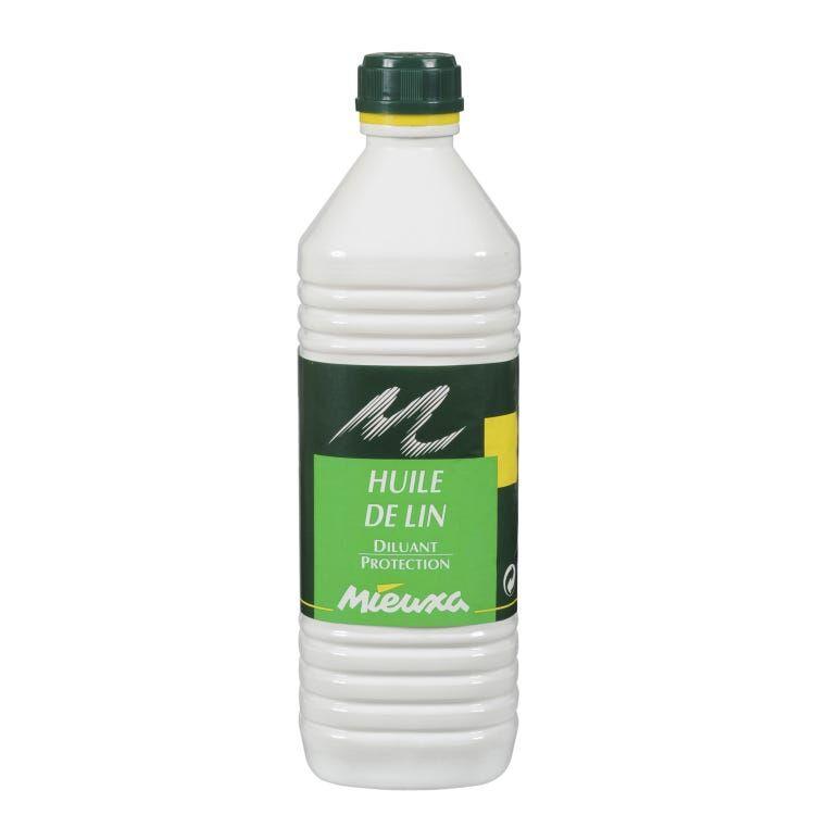 MIEUXA Huile de lin 1 L - MIEUXA - 103212