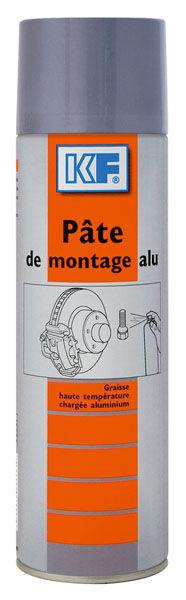 KF Pâte de montage alu aérosol 650 ml brut / 400 ml net - KF - 9621