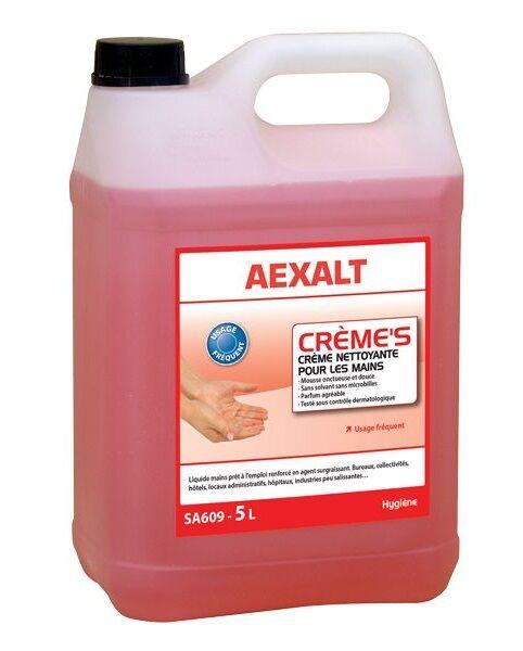 AEXALT Savon liquide Crème's bidon de 5 l - AEXALT - SA609