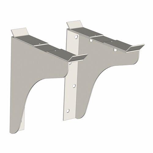 ALLIA Consoles pour lavabo collectif Publica 002980-000 - GEBERIT - 29800000