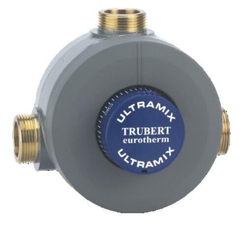 TRUBERT EUROTHERM Mitigeur thermostatique collectif Ultramix M3/4'' - TRUBERT EUROTHERM - 22TX92E