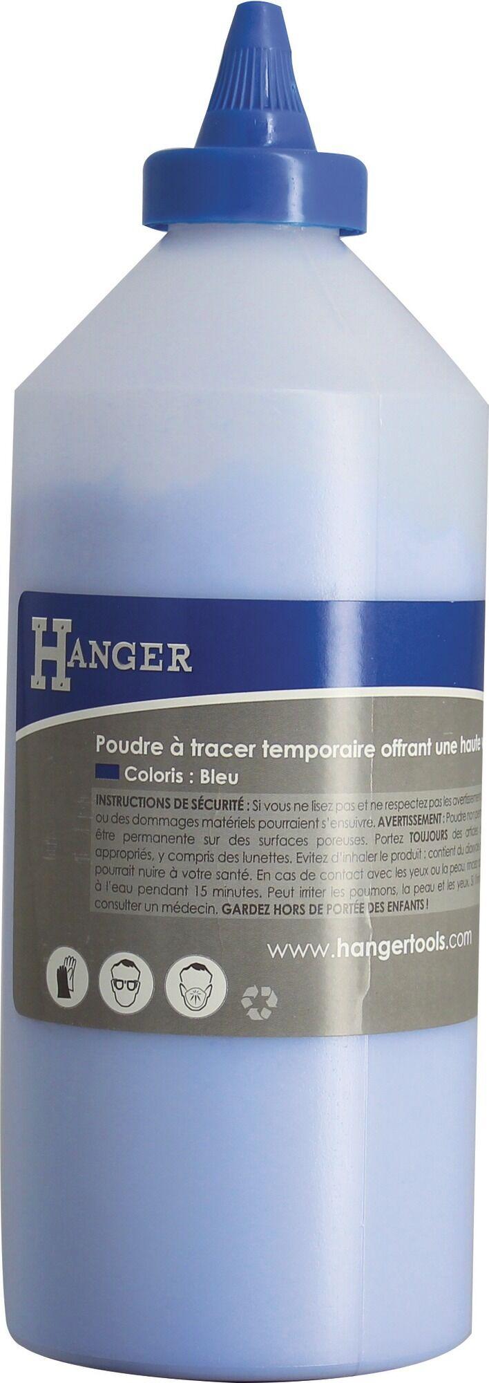 HANGER Poudre à tracer bleue 1 kg - HANGER - 100075