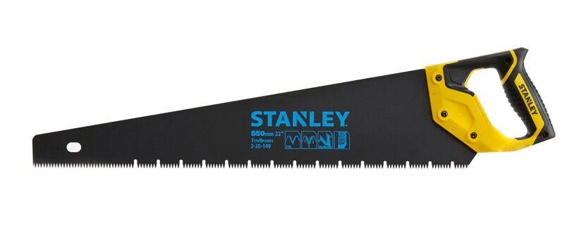 STANLEY Scie Jet Cut Blade Armor spéciale panneaux de plâtre 550 mm - STANLEY - 2-20-149