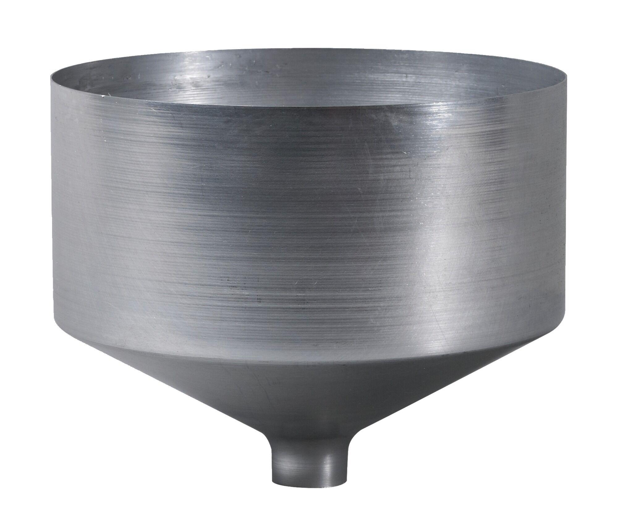 TEN Purge aluminium Ø125 - TOLERIE GENERALE - 900125