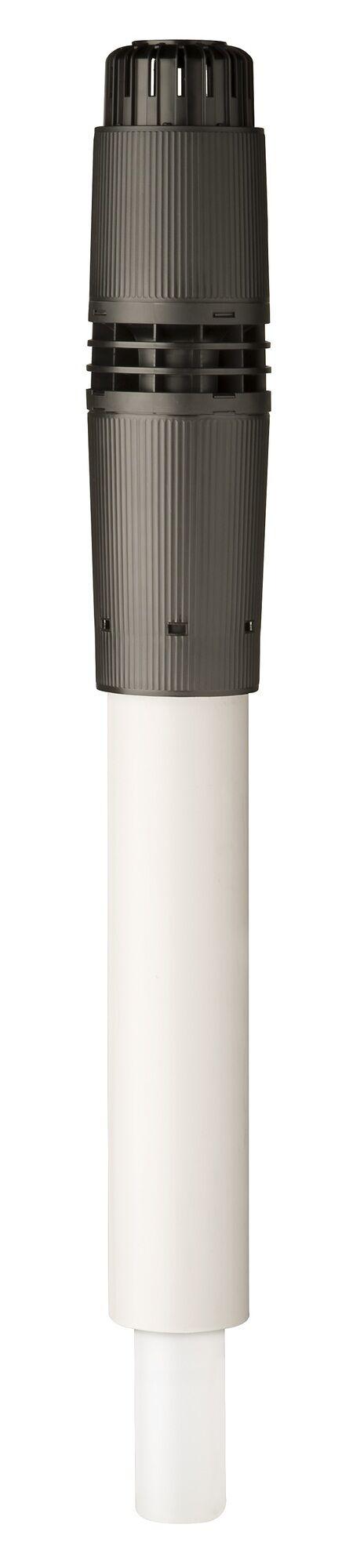 UBBINK Terminal ventouse vertical 60 / 100 condensation noir - UBBINK - 184250