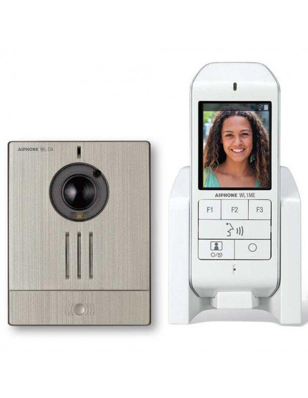 AIPHONE Kit carillon audio/video sans fils WL11 - AIPHONE - 130700