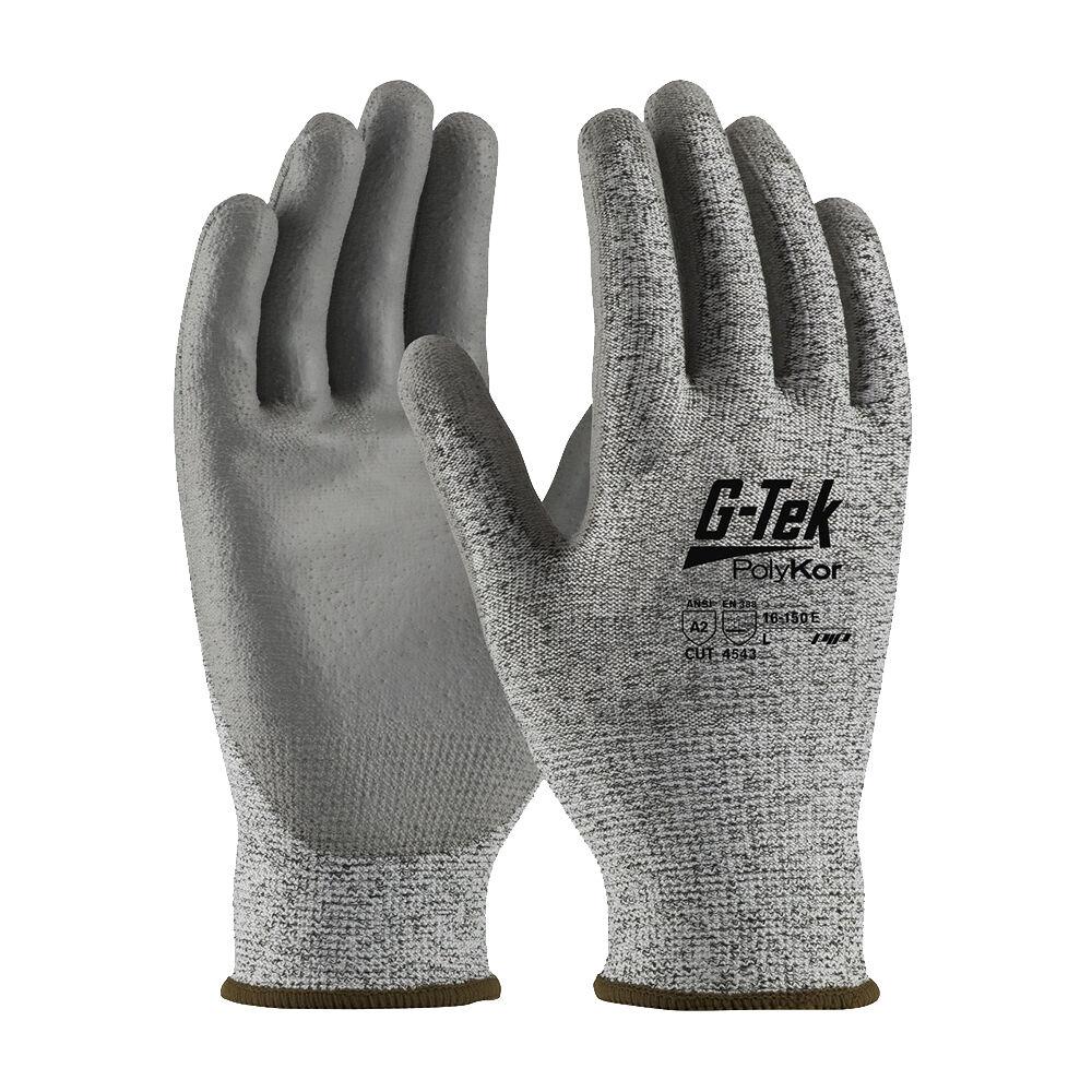 PIP FRANCE SAS Gants tricoté anti-coupures fibre de verre et induction PU taille 10 - PIP - 16-560E-10