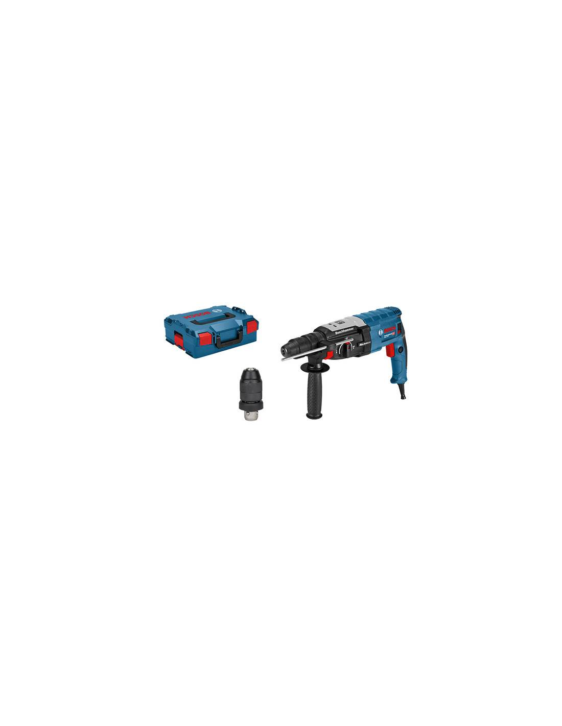 BOSCH - Perforateur BOSCH GBH 2-28 F Professional SDS-Plus 880 W + L-Boxx - 0611267601