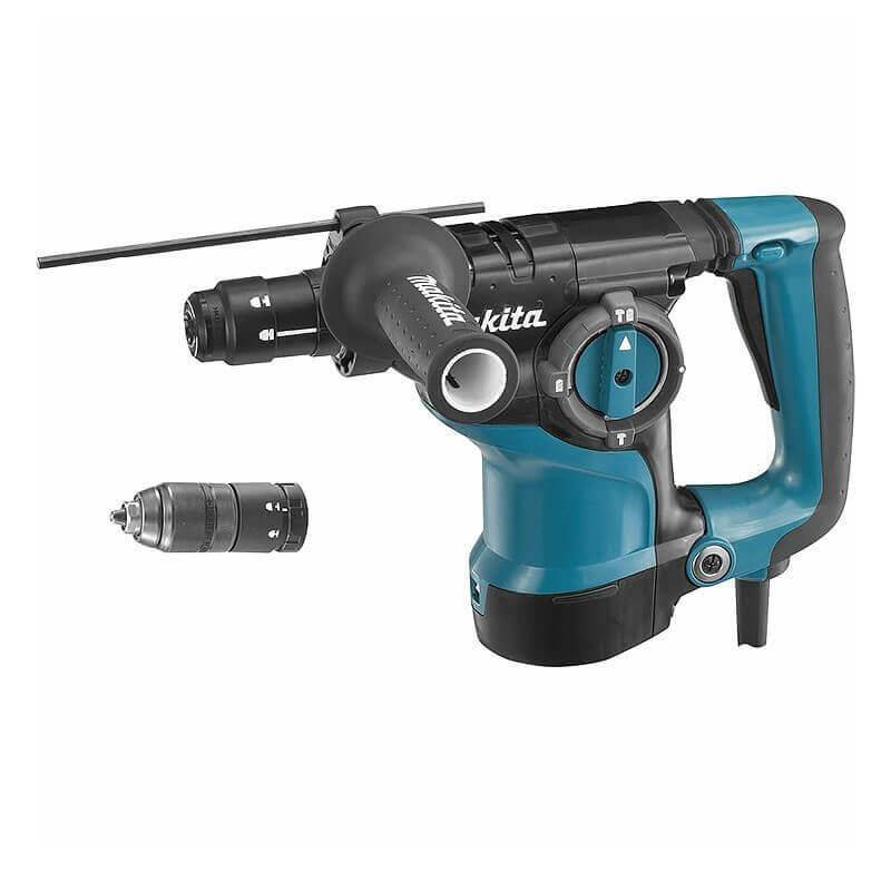 MAKITA Perfo-burineur SDS+ 800W en coffret standard - MAKITA - HR2811FT
