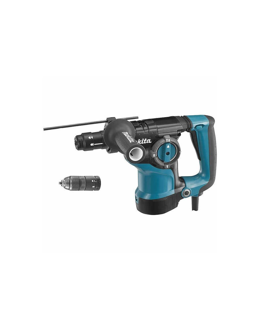 MAKITA - Perfo-burineur SDS+ 800W en coffret standard - HR2811FT