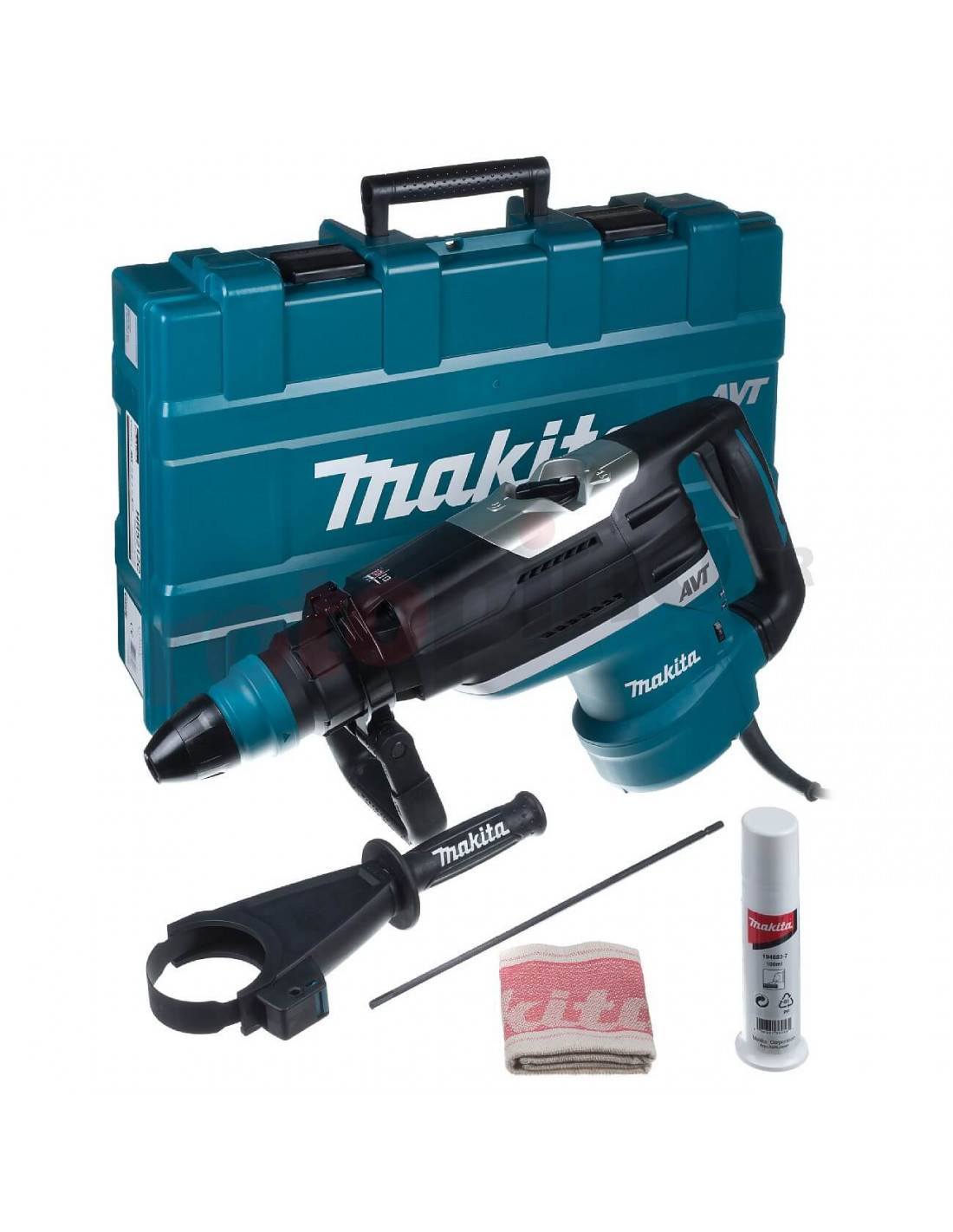 MAKITA - Perfo-burineur SDS-MAX 1500W en coffret standard - HR5212C