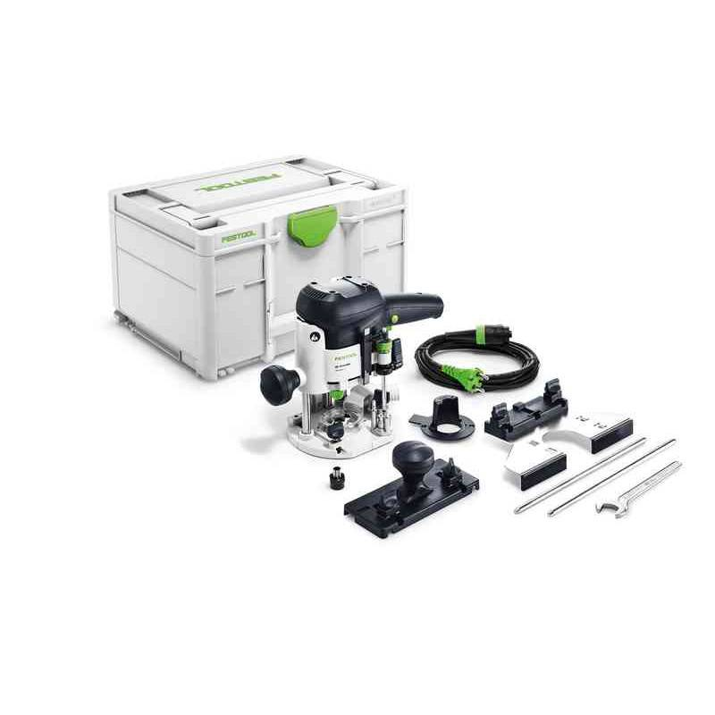 FESTOOL Défonceuse OF1010 EBQ-Plus en coffret SYSTAINER - FESTOOL - 576196