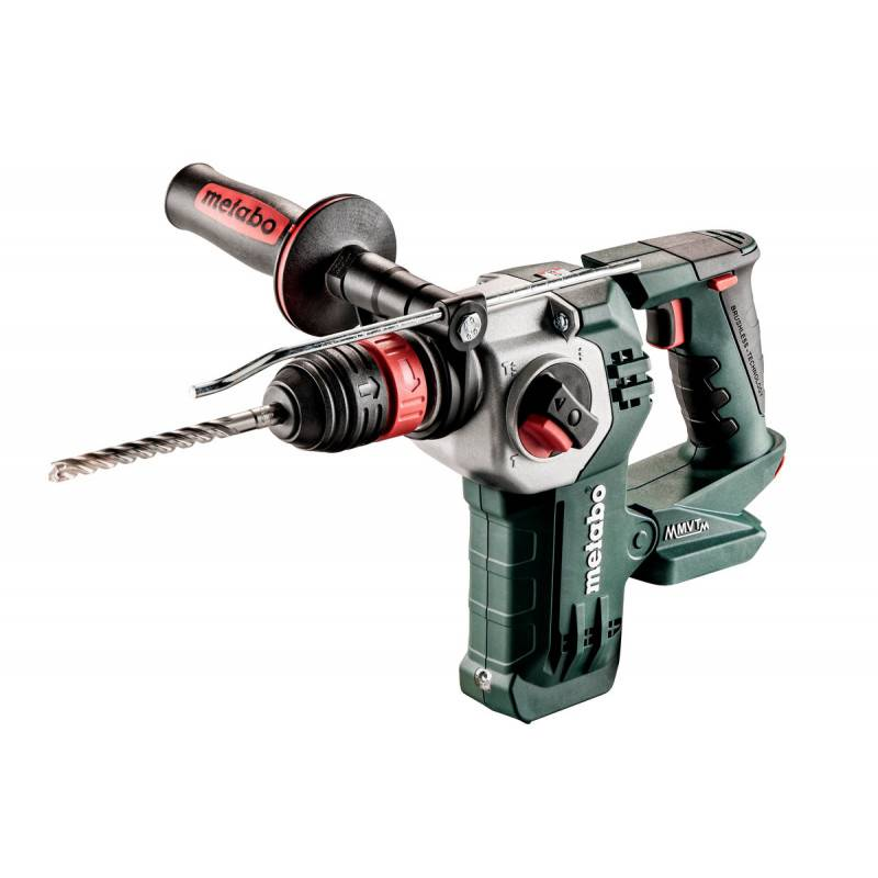 METABO Perforateur-burineur sans fil KHA 18 (machine seule) en coffret MetaLoc - METABO - 600211840