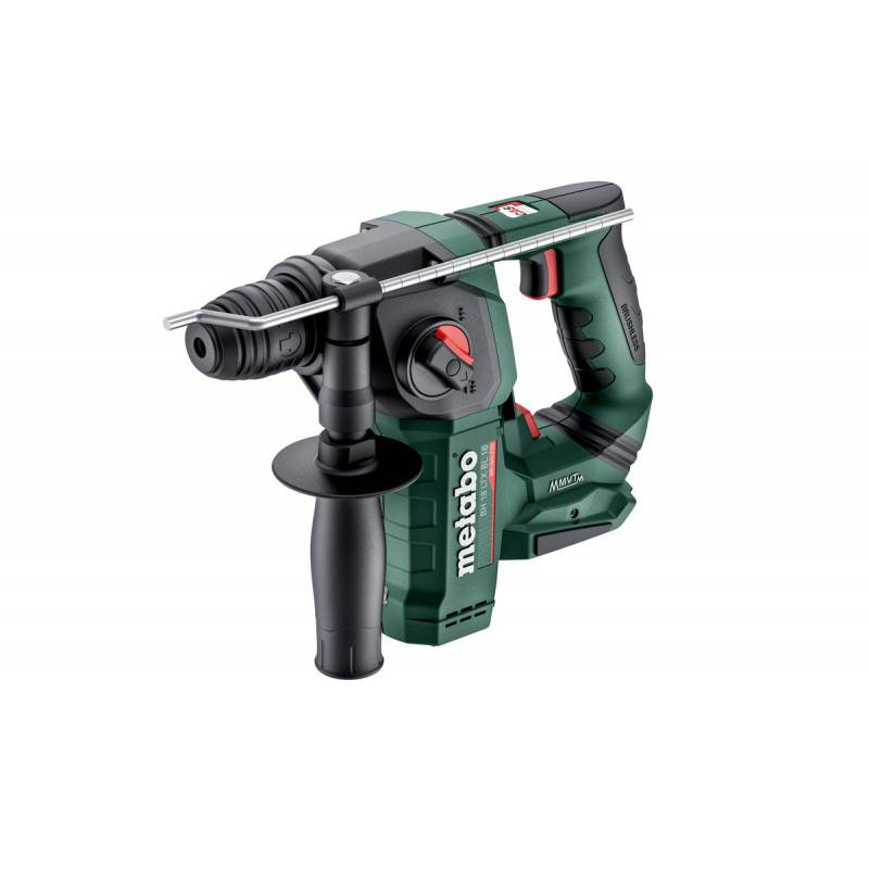 METABO Perforateur-burineur sans fil BH 18 (machine seule) en coffret metaBOX - METABO - 600324840