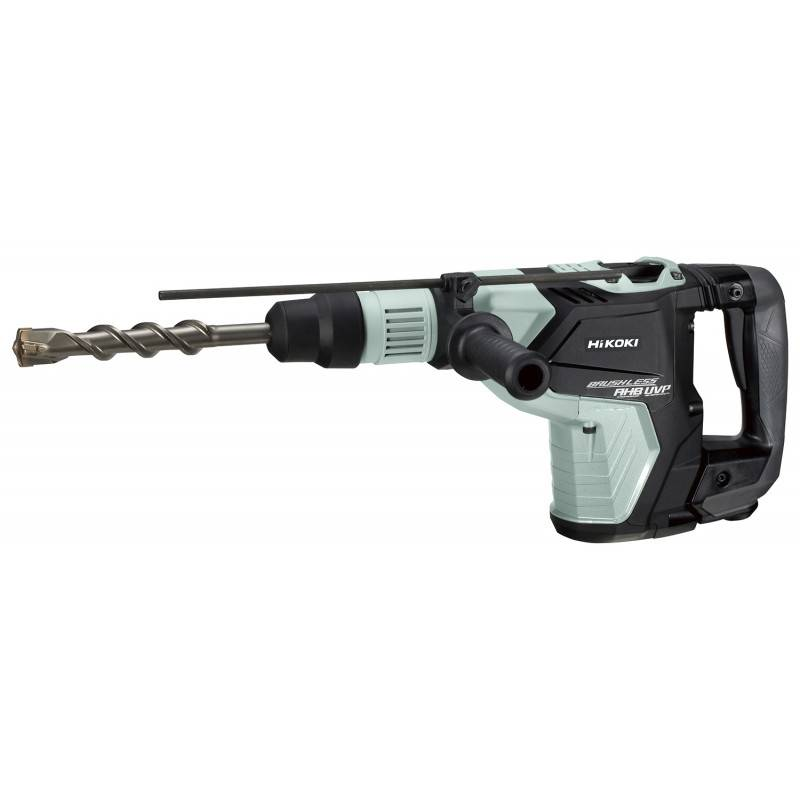 HIKOKI Perforateur-burineur SDS-Max 1150 W 8,7 J anti-vibration en coffret standard - HIKOKI - DH40MEYWSZ