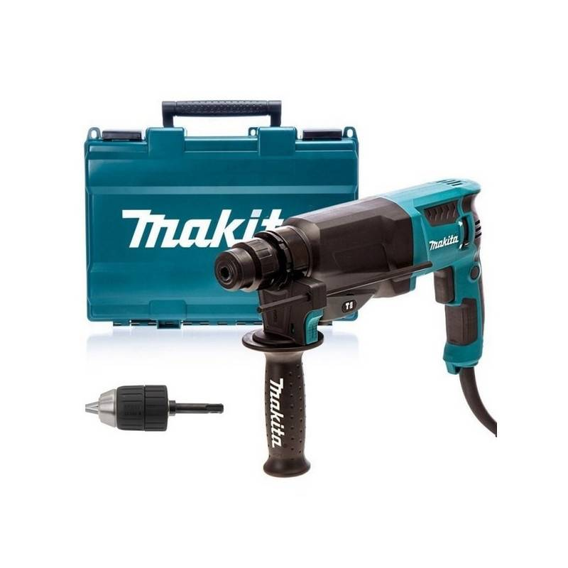 MAKITA Perfo-burineur SDS+ 800W en coffret standard - MAKITA - HR2630X7
