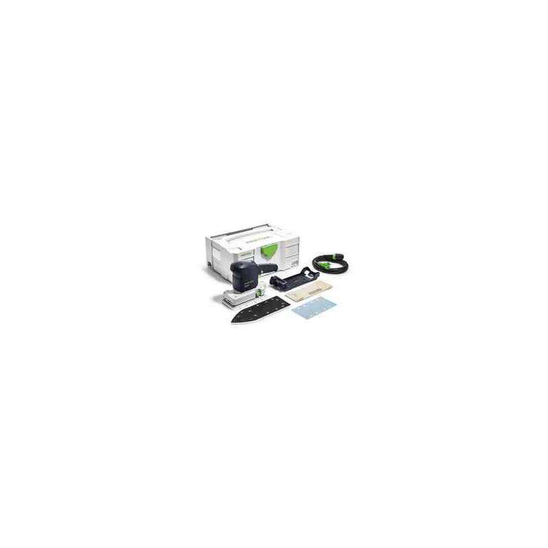 FESTOOL Ponceuse vibrante RS 300 EQ-Set - FESTOOL - 567848
