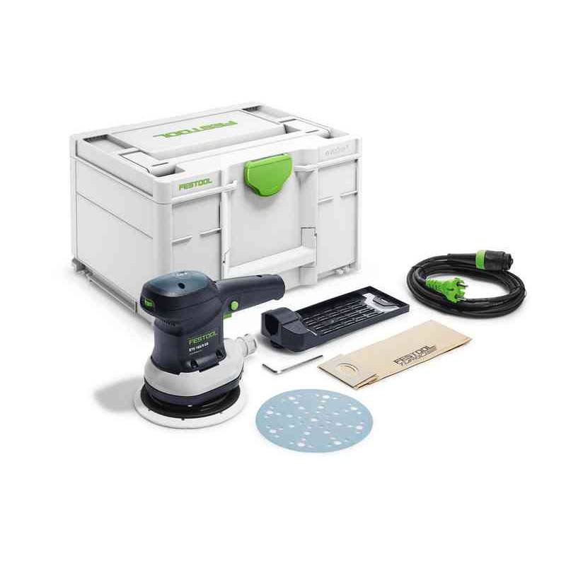 FESTOOL Ponceuse excentrique ETS 150/5 EQ-Plus en coffret SYSTAINER - FESTOOL - 576080