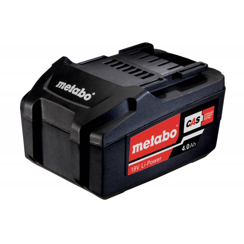 METABO Batterie 18V 4Ah Lithium - METABO - 625591000