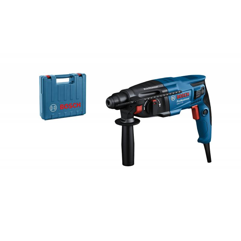 BOSCH Perforateur-burineur SDS-Plus GBH 2-21 en coffret standard - BOSCH - 06112A6000