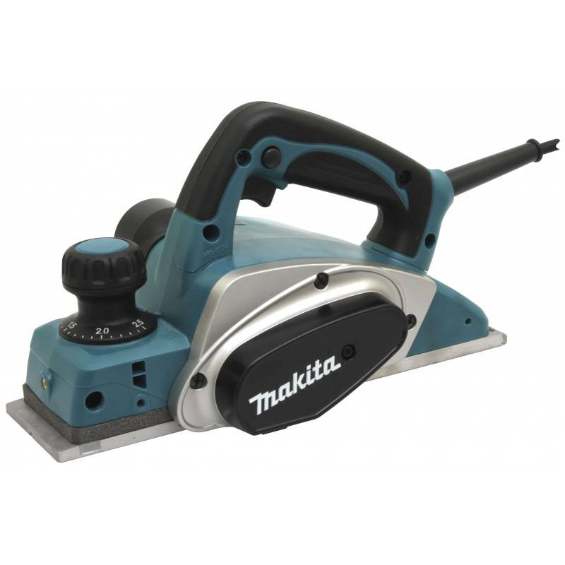MAKITA Rabot 82 mm 620W en coffret MAKPAC - MAKITA - KP0800J