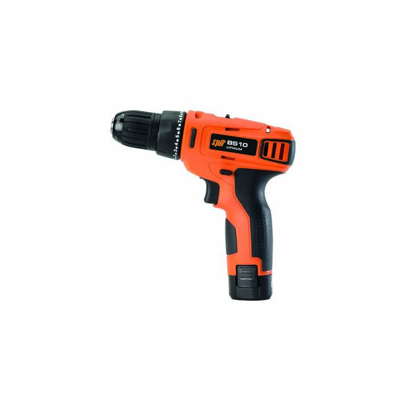 SPIT Perceuse visseuse BS 10 10,8V SPIT + 2 batteries 1.5Ah Lithium + chargeur - SPIT - 054361