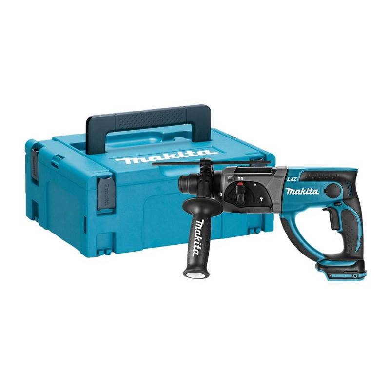 MAKITA Perfo-burineur SDS+ 18V (machine seule) en coffret MAKPAC - MAKITA - DHR202ZJ