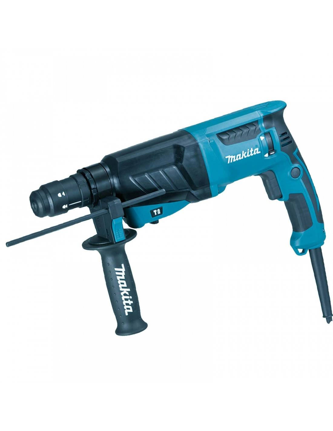MAKITA - Perforateur SDS+ 800W en coffret standard - HR2630T