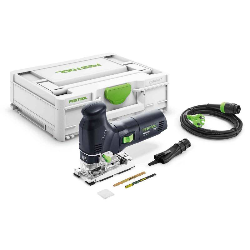 FESTOOL Scie sauteuse TRION PS300 EQ-Plus en coffret SYSTAINER - FESTOOL - 762166