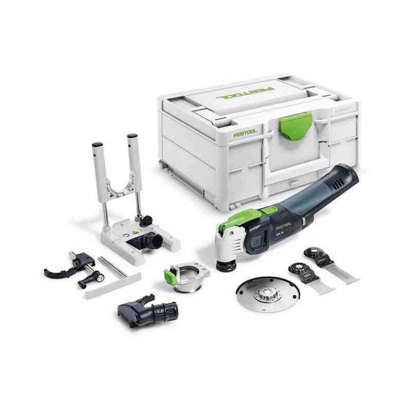 FESTOOL Outil oscillant VECTURO OSC 18 en coffret SYSTAINER - FESTOOL - 576592