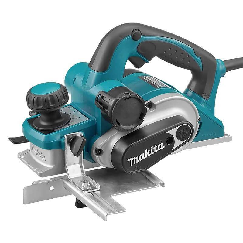 MAKITA Rabot 82 mm 850W en coffret MAKPAC - MAKITA - KP0810J