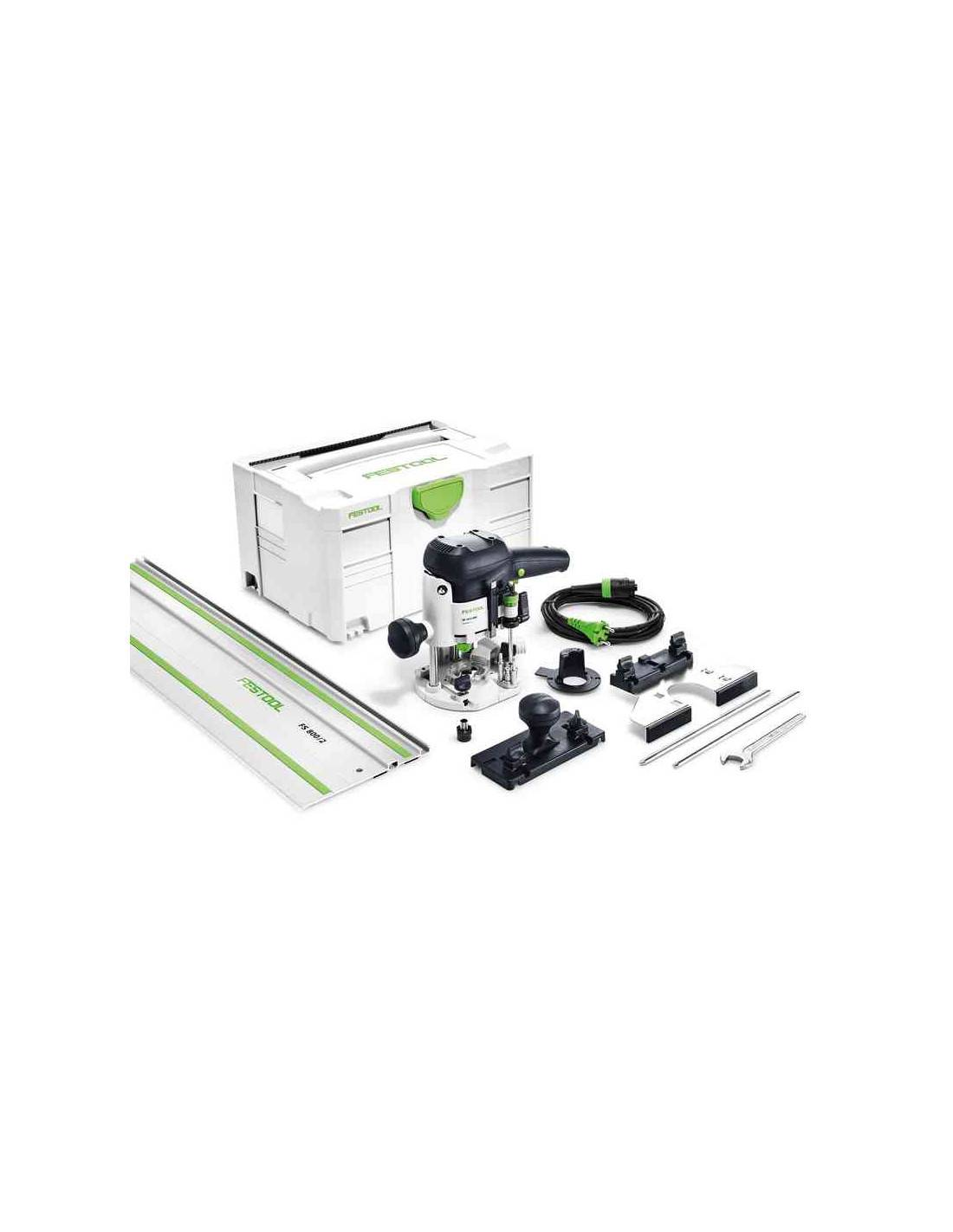 FESTOOL - Défonceuse OF 1010 EBQ-Set - 574375