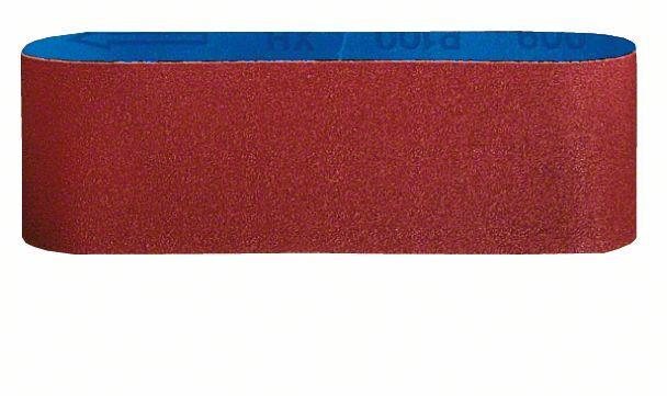 BOSCH EXPERT 3 bandes abrasives 100 x 610 mm pour bois et peinture G40 - BOSCH - 2608606129