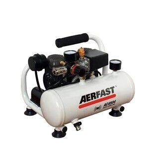 AERFAST Compresseur d'air discret AC4504 sans huile 4L - SENCO - AFN0024