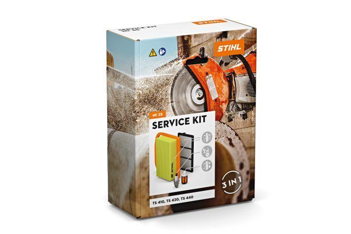 STIHL Kit d'entretien découpeuse TS 410 + TS 420 + TS 440 Service kit n°35 - STIHL - 4238-007-4102