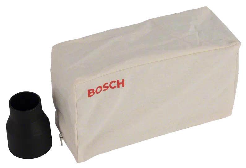 BOSCH Sac à poussières en tissu pour raboteuse - BOSCH - 2605411035