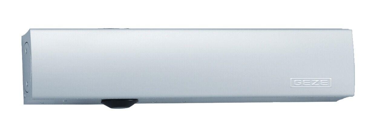 GEZE Ferme-porte série TS 5000 finition argent fourni sans bras - GEZE - 027 333