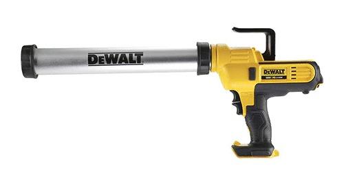 DEWALT Pistolet à mastic 18V XR 600ml (sans batterie ni chargeur) - DEWALT - DCE580N
